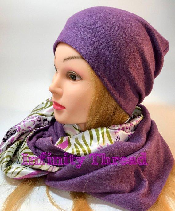 multicolored silk